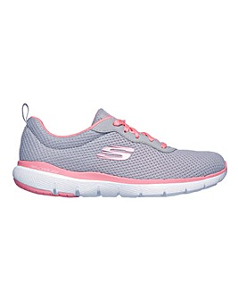Skechers Flex Appeal First Insight Trainers