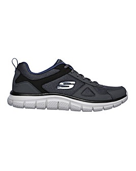 Skechers Track Scloric Trainers Wide Fit