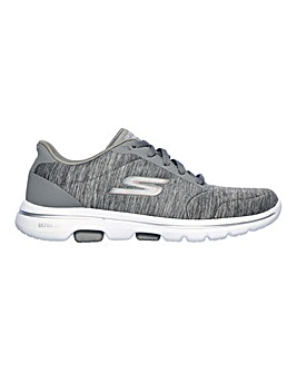 Skechers Go Walk 5 True Trainers Wide Fit
