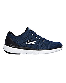 Skechers Flex Advantage 3.0 Trainers Wide Fit
