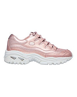 Skechers Energy Glacier Views Trainers