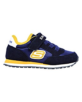 Skechers Retro Sneaks Trainers