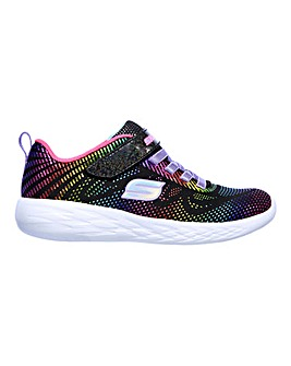 Skechers Go Run 600 Shimmer Trainers