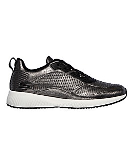 Skechers Bobs Squad Sparkle Life Trainers