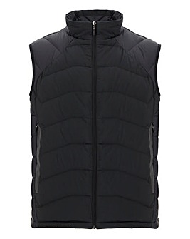 BOSS Down Fill Quilted Gilet