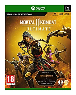Mortal Kombat 11 Ultimate Xbox Series X