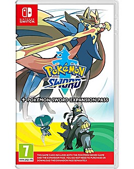 Pokemon Sword  Expansion Pass Switch