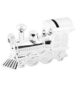 Bambino Train Money Box