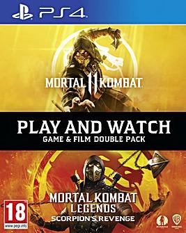 Mortal Kombat 11 Franchise Pack PS4