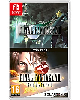 Final Fantasy VII  VIII Remaster Switch