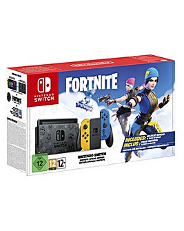 Nintendo Switch Fortnite Special Bundle