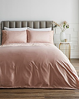 Sass Embellished Duvet Set