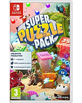 Super Puzzle Pack Switch