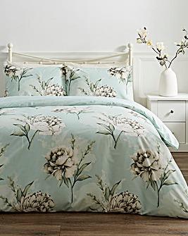 Marsha Duckegg Floral Duvet Set