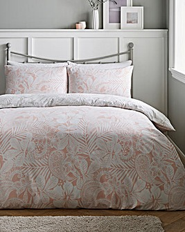 Maya Pink Duvet Cover Set