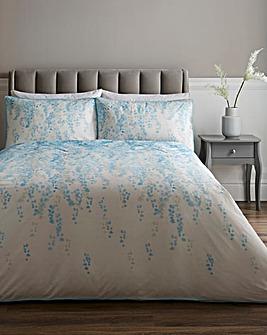Maple Digital Print Cotton Duvet Set