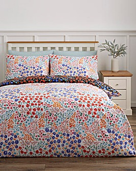 Mona Floral Duvet Cover Set