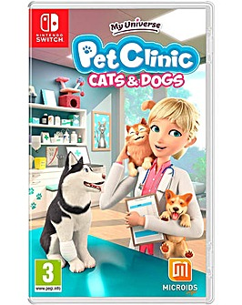 My Universe Pet Clinic Cats Dogs Switch