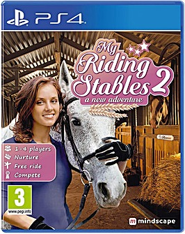 My Riding Stables 2 A New Adventure PS4