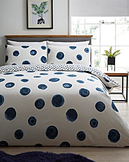 Sansa Dot Duvet Cover Set