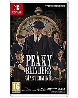 Peaky Blinders Mastermind Switch