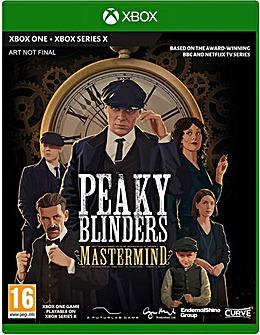 Peaky Blinders Mastermind Xbox One