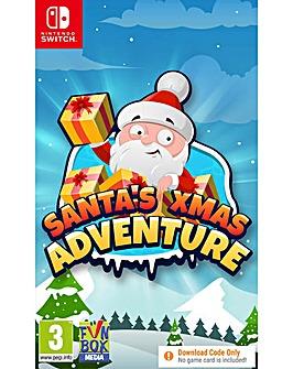 Santas Xmas Adventure Code in a Box
