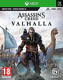 Assassins Creed Valhalla Xbox Series X