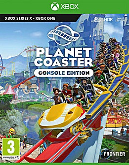 Planet Coaster Console Edition Xbox One