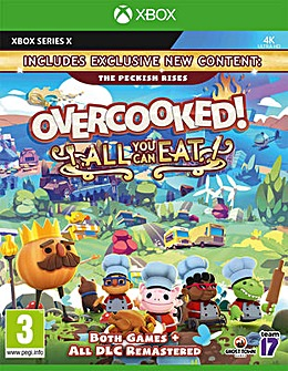 Overcooked All You Can Eat Series X