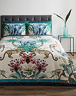 Joe Browns Safari Infused Duvet Cover Set