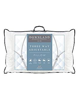 Expanding Zipped Pillow