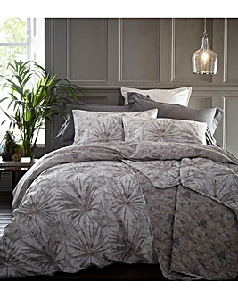 Palm Springs Cotton Reversible Duvet Set