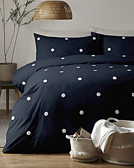 Appletree Dot Garden Cotton Duvet Set