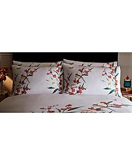 Oasis Osaka 180 Thread Count Cotton Pillowcases