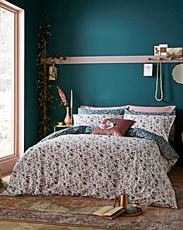 Fat Face Floating Blooms Duvet Set