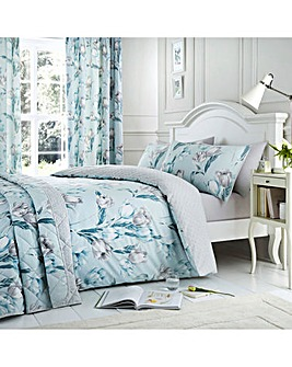 Tulip Duckegg Duvet Cover Set
