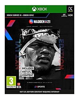 Madden 21 Xbox Series X