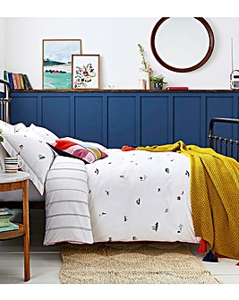 Joules Countryside Scenes Duvet Cover Set