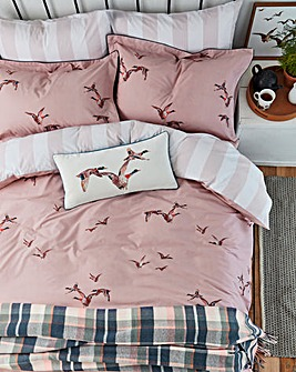 Joules Flying Mallards Duvet Set
