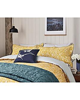 Joules Twilight Ditsy Pillowcase Pair