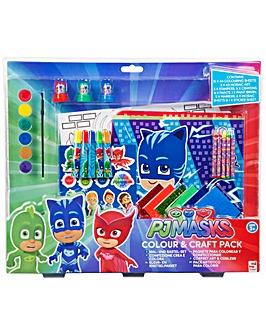 PJ Masks Colour & Craft Multi Pack