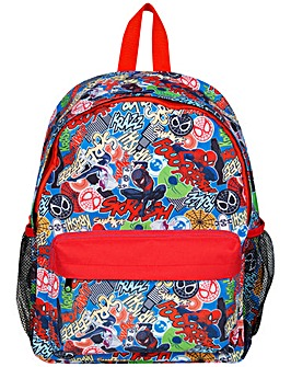 Marvel Spider-Man AOP Backpack