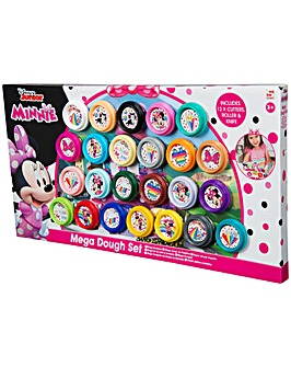 Disney Minnie Mouse 24pc Mega Dough Set