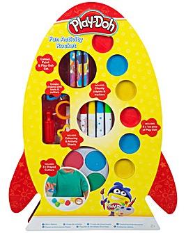 Play-Doh Creative Rocket Activity Set