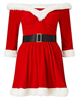 Ann Summers Miss Santa Dress