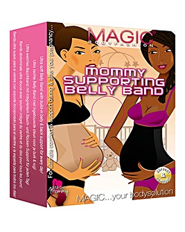 Magic Bodyfashion Mommy Support Belly Band