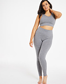 Boux Avenue Ribbed Seamless CropTop