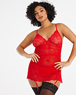 Ann Summers Scandalous Chemise Set
