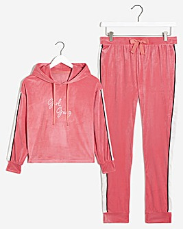 Boux Avenue Girl Gang Jogger Set